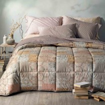 Completo lenzuola matrimoniale Caleffi Stella