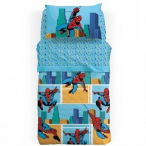 Trapunta Caleffi Spiderman America