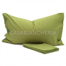 Completo lenzuola CASABIANCHERIA Verde