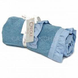 Coppia asciugamani di spugna Creole Galetta