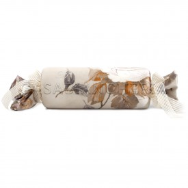 Cuscino caramella BLUMARINE HOME COLLECTION linea FESTIVAL ECRU'