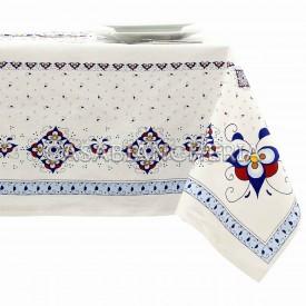 Tovaglia stampa romagnola Palmetta con o senza tovaglioli
